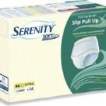 Slip Pull Up Serenity in omaggio