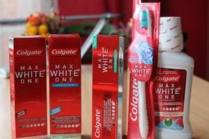 colgate max white omaggio