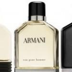 Campioncini omaggio di tre profumi Giorgio Armani