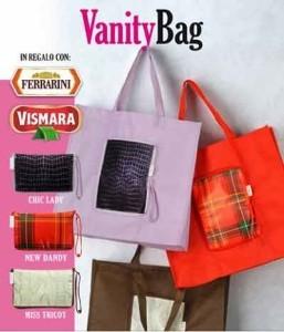 shopper bag omaggio