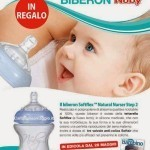 Biberon Nuby Softflex Natural Nurser Step 2 in omaggio