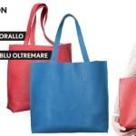 Shopping bag e pochette in omaggio con Tu Style