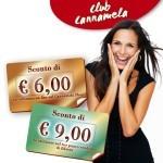 15 euro di buoni sconto da Cannamela
