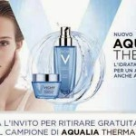 Crema idratante Vichy Aqualia Thermal in omaggio