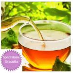 Bustina di tè in omaggio con Ottica Bisogno
