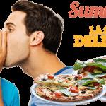 Pizza margherita in omaggio con Pizza Giovane
