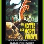 Biglietti cinema omaggio per il film La notte dei morti viventi