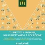 Colazione gratis nei punti McDonald's