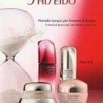 Kit Time4Beauty in omaggio da Shiseido