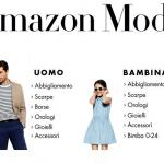 Buono sconto Amazon reparto Moda